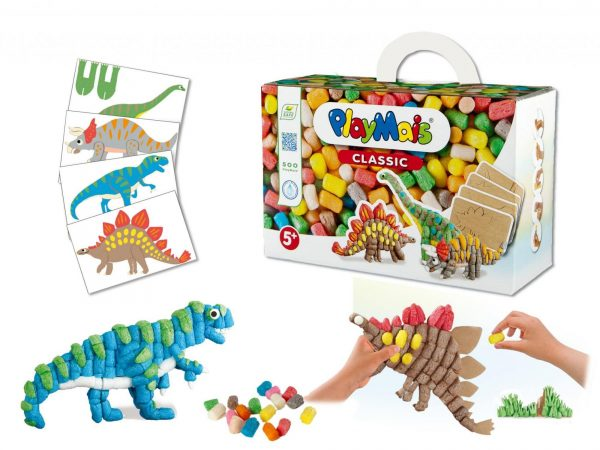 fun to play dino playmais